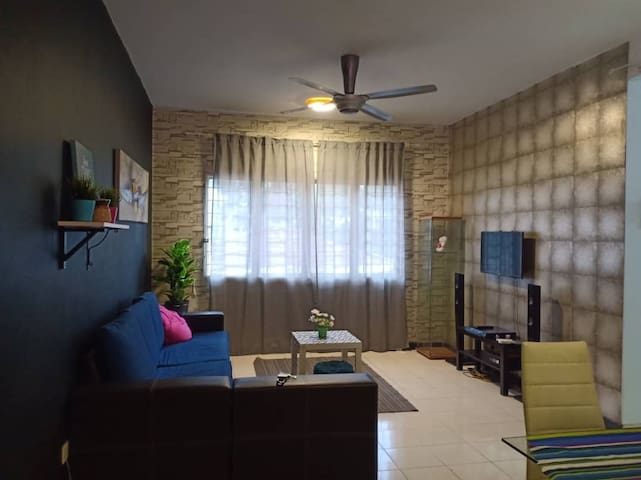 3bedroom permaisuri  (Lrt) Kuala Lumpur