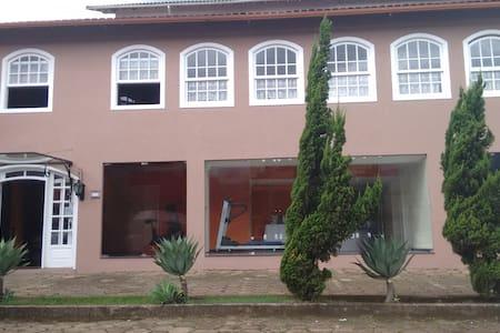 Hotel Colonial Aquarius - João Monlevade - Inny