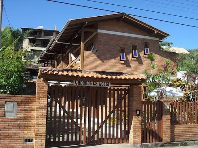 Cabanas La Costa - Bombinhas
