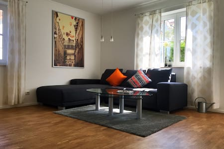 Luxury flat near Messe/ fair Munich - Poing