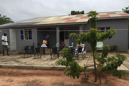 Kubuneh Village, Gambia