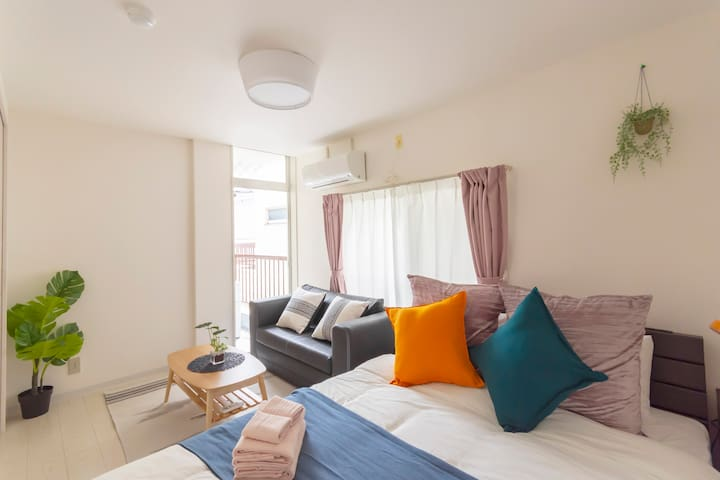 Near JR Ikebukuro Station/comfortable apt/WIFI