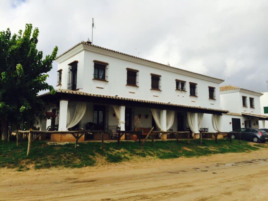 Casa rural la albahaca wifi gratis casas en alquiler en - Casa rural rocio orgiva ...