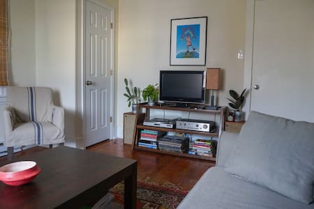 Charming Downtown Charlottesville Apartment - Charlottesville