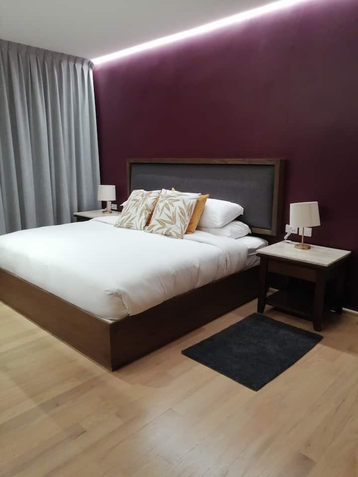 Amazing new loft in Polanco