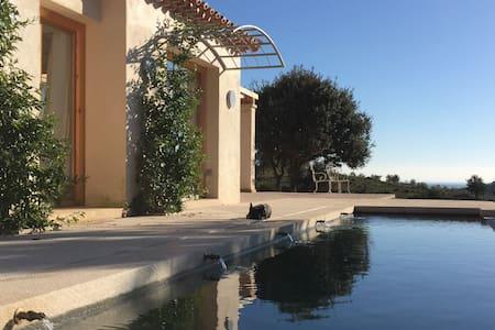 Amplia y confortable casa con magníficas vistas - Villanueva de la Vera