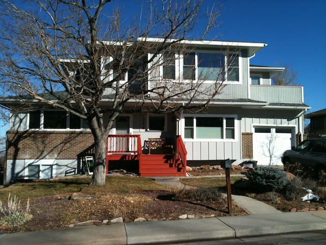 1 to 5 bedrooms in a 5 bedroom home - Boulder - Haus