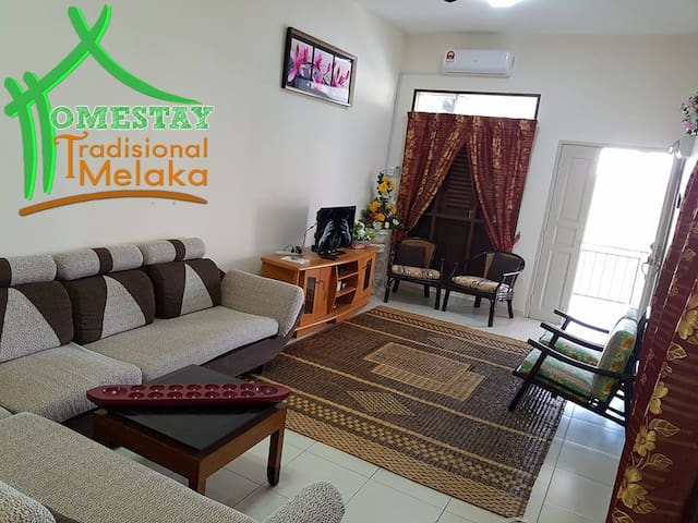 Malacca Homestay Tradisional Bandar Hilir