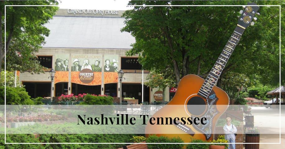 Wyndham Nashville 1 Bedroom. - Nashville - Apto. en complejo residencial