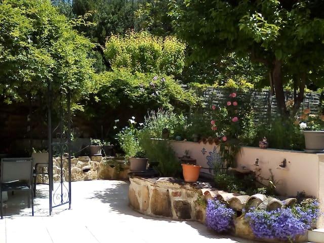 Le petit jardin secret