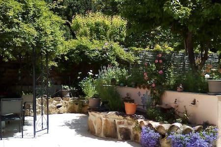 Calme, nature et jardin secret