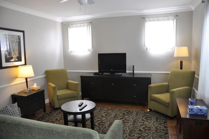 Moncton Suites - Université Ave - 1 Bedroom - Moncton - Apartament