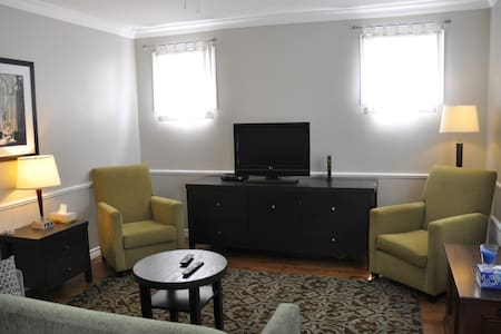 Cozy Central One Bedroom - Moncton