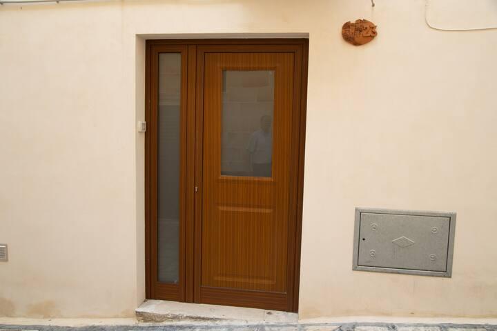 appartamento nel centro storico di oria