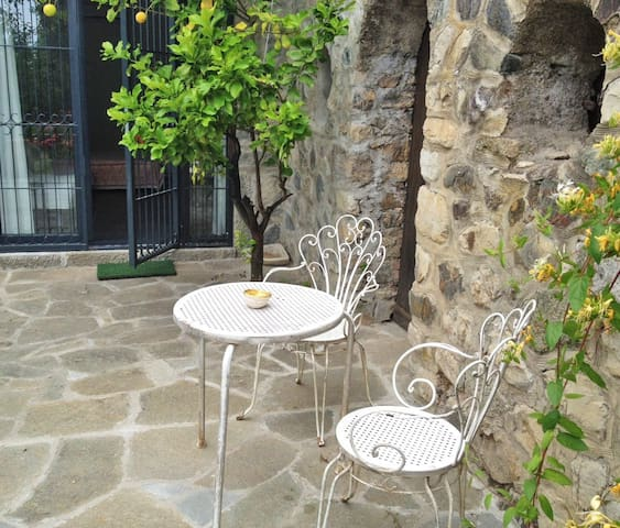 Garden Escape in the Cinque Terre Region - Moneglia - Wohnung
