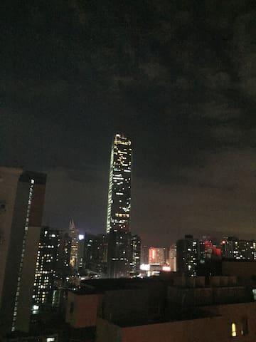 深圳京基一百附近的独立房间 点我头像可以看另外房源 - Shenzhen
