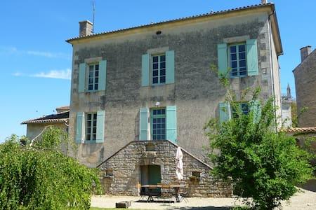 Maison Familiale +10 pers proche de la rochelle - Marsais - Talo