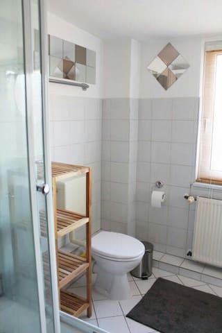 Maisonette Wohnung in der Stadt - Stade - Daire