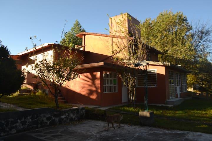 La casa de Las Vigas