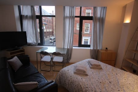 Central Studio - In an Ideal & Convenient location - Leeds - Appartement