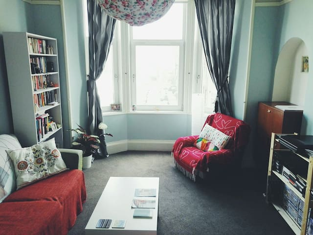 Spacious Room in Glasgow's East End - Glasgow - Apartamento