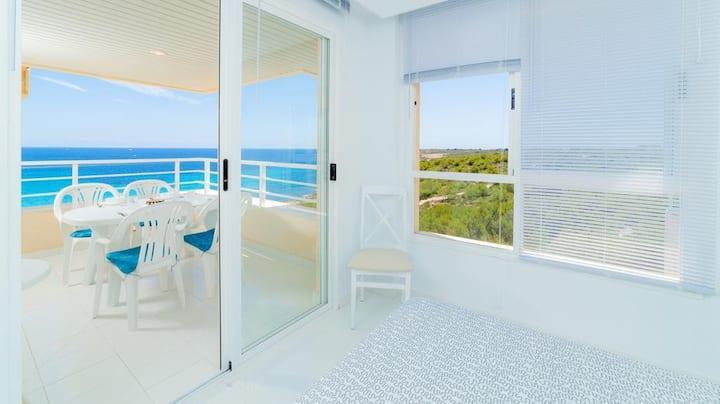 Apartamento con vistas al Mar en Cala Millor