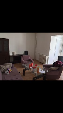 Center apartman for two
