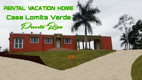 Casa Lomita Verde