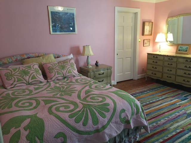 Charming Master Suite/private bath - Louisville - Talo