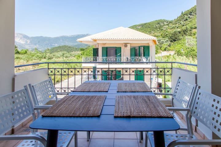 Offer:Cozy Apartment in Vasiliki ideal for couples