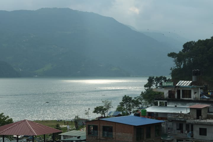 Family Homestay with lakeview name as (Eagle Zone)