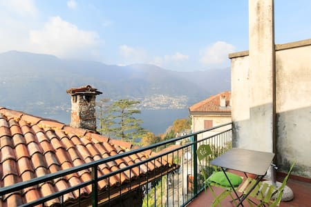 Sweet home on the Lake of Como - Blevio