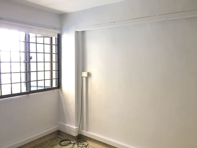 Comfortable, clean and affordable room