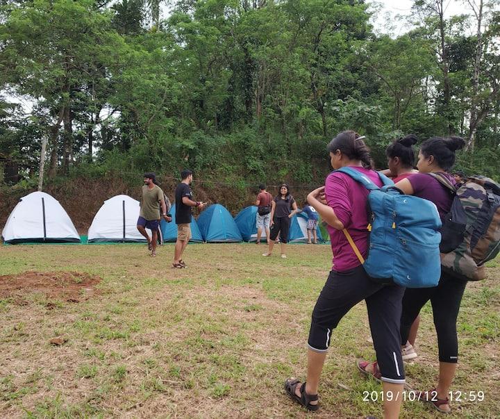 Experiential kannur paithal base camp