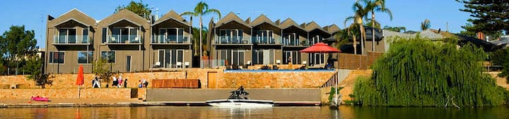 The Jetty Lake Nagambie Apartment 6