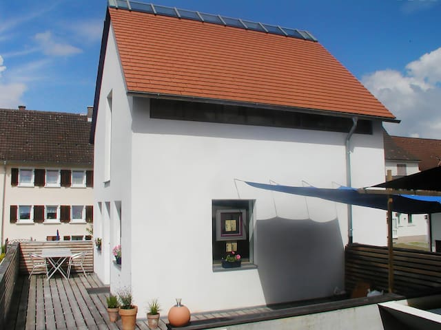 Albergo Centro 5451.1 - Hüfingen - Villa