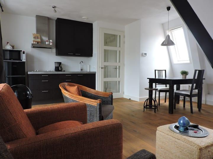 Mooi appartement in centrum van Oss