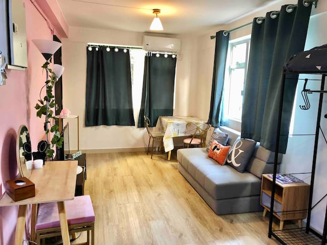 *Coastal Spacious Apartment* 長洲海傍民宿
