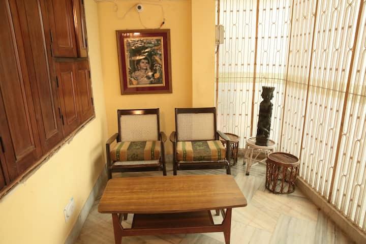 Two Rooms in Shrikunj