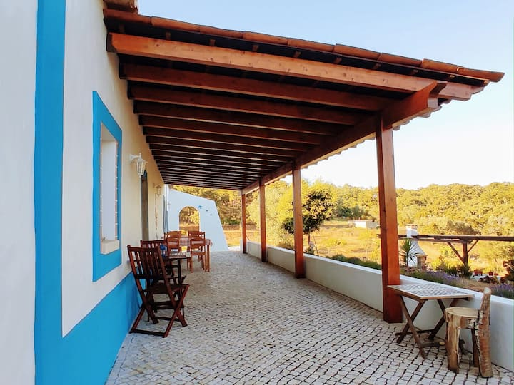 Monte Aroeira | Country House at Alentejo Coast 2