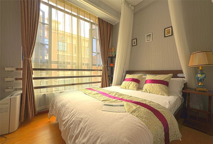 double bedrooms,near metro line2 - Гуанчжоу