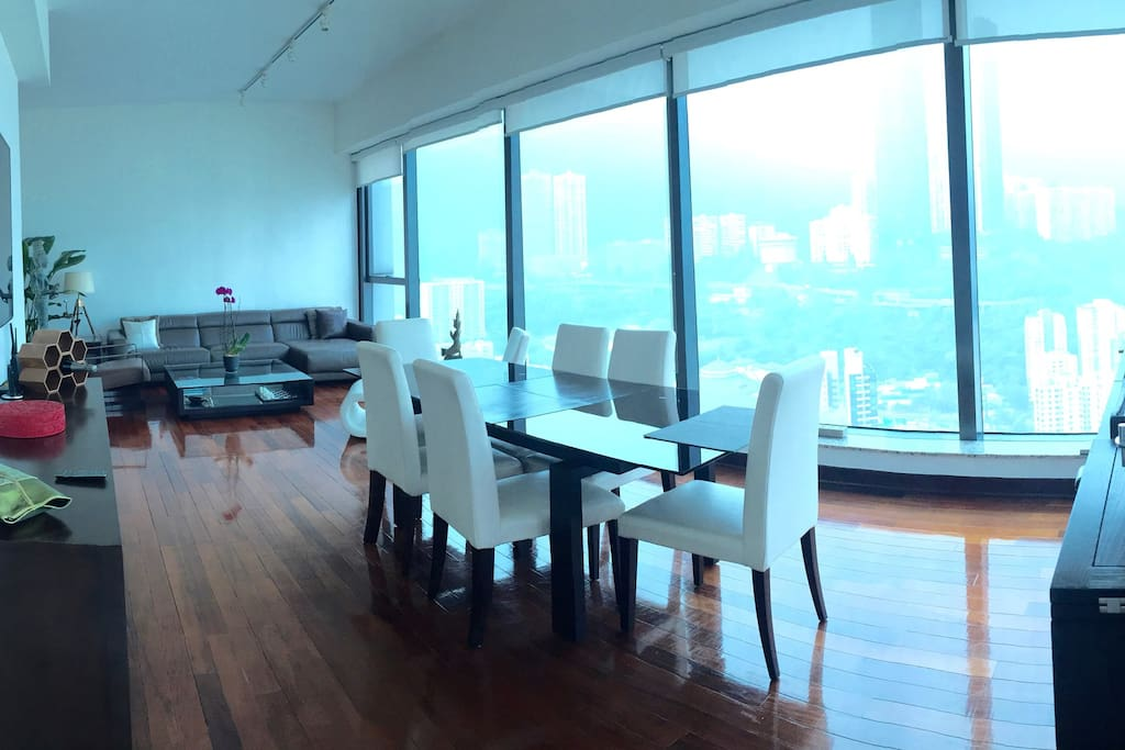 Living+Dining Room