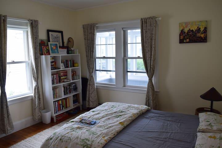 ***Private room with access to Boston/Cambridge***