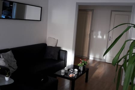 Chambre dans appartement sympathique + petit dej' - Byt