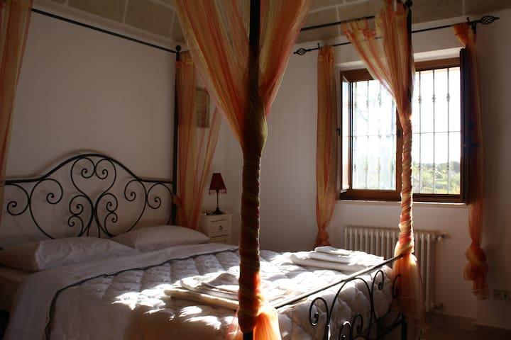 L'eremo,  appartamento Pantarei con piscina