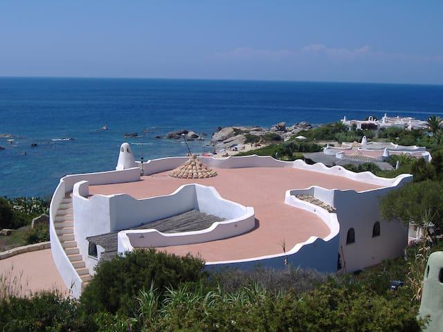 Villa Heaven con spiaggia privata - Villasimius - Pis