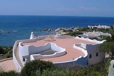 Villa Heaven con spiaggia privata - ヴィラシミウス - アパート