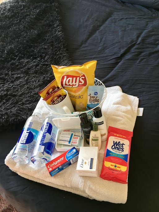 Necessities for any trip
