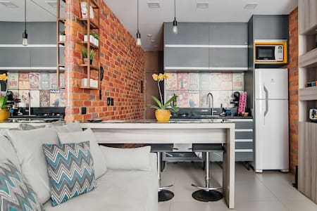 Look Out onto Copacabana Beach from Cozy Renovated Studio