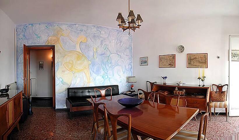 Ospedaletti, tra Bordighera e Sanremo - Ospedaletti - Apartemen